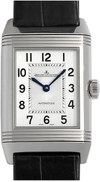 Jaeger LeCoultre Reverso Classic Medium Duetto Stainless Steel  2578420